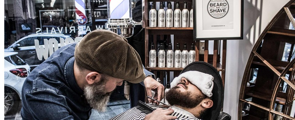 Barbershop Hamburg Beard and Shave