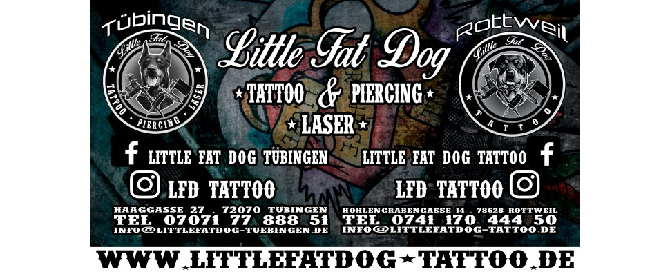 Little Fat Dog Studio in TÜ & RW